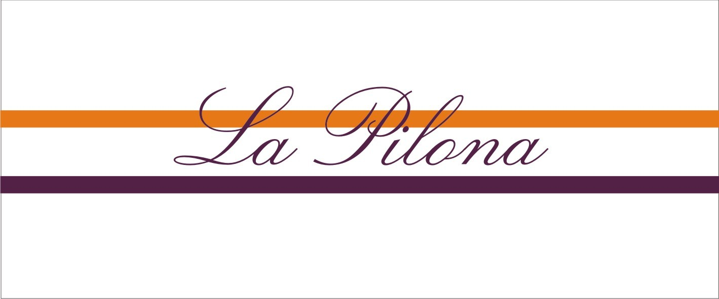 Logo La Pilona Progrés Garbí Mongeta del ganxet