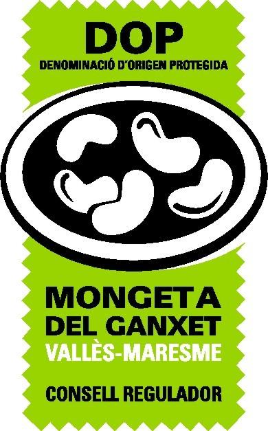 logo DOP mongetes COLOR